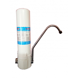 Purificateur d'eau blanc aquapro