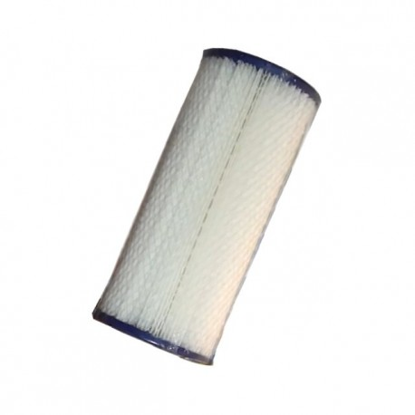 Cartouche filtrante Big Blue 10 pouce lavable 1 micron
