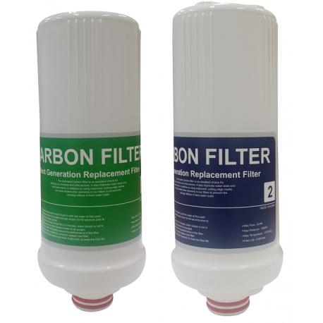 Cartouche de filtration d'eau pour Ioniseur PRIME WATER