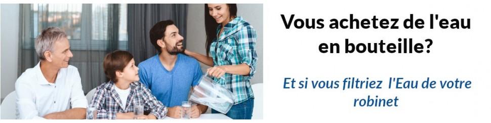 Kit de filtration d'eau. | Système de filtration d'eau |Livraison gratuite