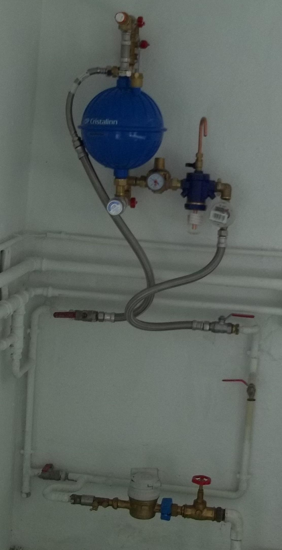 Adoucisseur d'eau sans électricité, sans sel