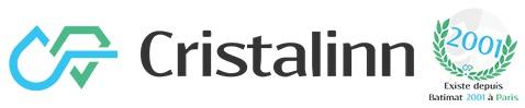 Logo Cristalinn. Anti calcaire ou adoucisseur ecologique